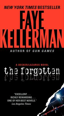 The Forgotten By Kellerman, Faye